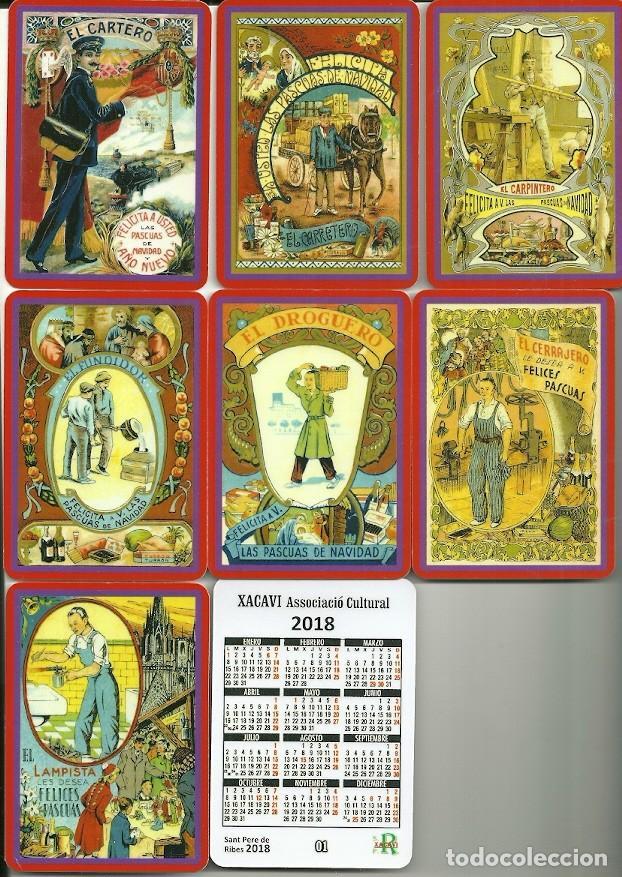 Calendario. serie completa de 16 calendarios. x   Sold through