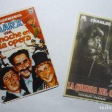 Coleccionismo Calendarios: LOTE CALENDARIOS CARTELES CINE COMICO USA - 2007-1998. Lote 107862343