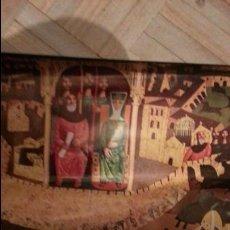 Coleccionismo Calendarios: EXCEPCIONAL CALENDARIO. CERCO DE ZAMORA. OBRA DE ANTONIO PEDRERO YEBOLES. AÑO 1971. COMPLETO. Lote 108027123