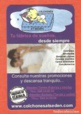 calendario de bolsillo publicitario año 2003 co   Comprar