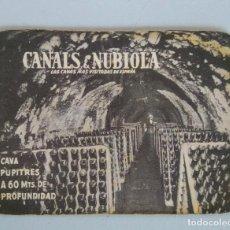 Coleccionismo Calendarios: CALENDARIO CANALS NUBIOLA 1967. Lote 108405491