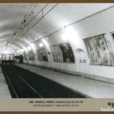 Coleccionismo Calendarios: CALENDARIOS DE BOLSILLO – IMÁGENES ANTIGUAS DE SABADELL Nº 232 – 2017. Lote 136291526