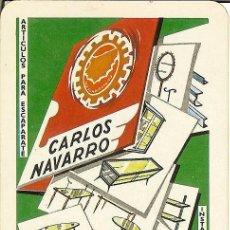 Coleccionismo Calendarios: CALENDARIO FOURNIER - 1970 - CARLOS NAVARRO. Lote 109187771