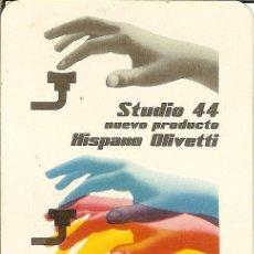 Coleccionismo Calendarios: CALENDARIO FOURNIER - 1960 - HISPANO OLIVETTI. Lote 109195371