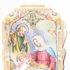 Coleccionismo Calendarios: CALENDARIO AÑO 1989 - NACIMIENTO JESUS - PURPURINA. Lote 109354643