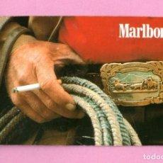 Coleccionismo Calendarios: CALENDARIO DEL AÑO 1991 DE MARLBORO EDITÓ H. FOURNIER. Lote 109494259