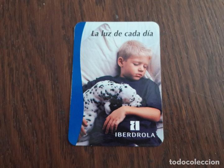 CALENDARIO DE PUBLICIDAD IBERDROLA AÑO 1998 (Coleccionismo - Calendarios)
