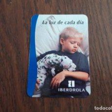 Coleccionismo Calendarios: CALENDARIO DE PUBLICIDAD IBERDROLA AÑO 1998. Lote 109499511
