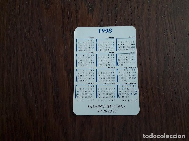 Coleccionismo Calendarios: calendario de publicidad iberdrola año 1998 - Foto 2 - 109499511