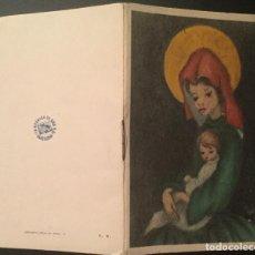 Coleccionismo Calendarios: CALENDARIO LIBRITO 1963. Lote 110086283