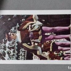 Coleccionismo Calendarios: CALENDARIO DE BOLSILLO H FOURNIER BANCO. CAJA AHORROS MUNICIPAL BURGOS 1968. Lote 110356379