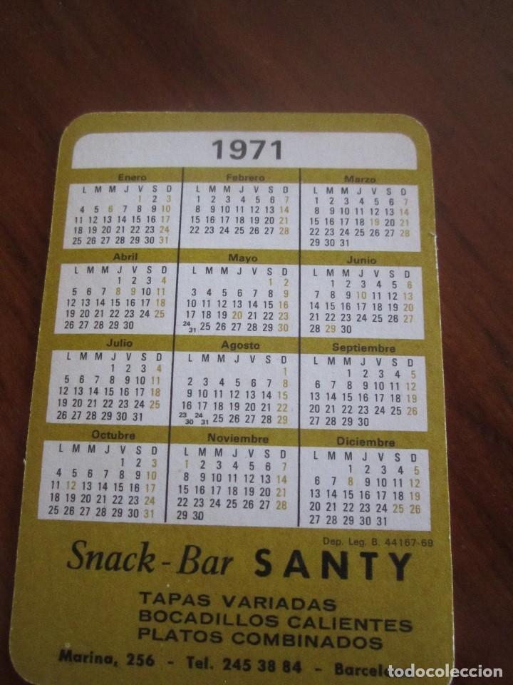 Coleccionismo Calendarios: LOTE DE CALENDARIOS PUBLICITARIOS AÑOS 70 Y 80 - Foto 5 - 110436267