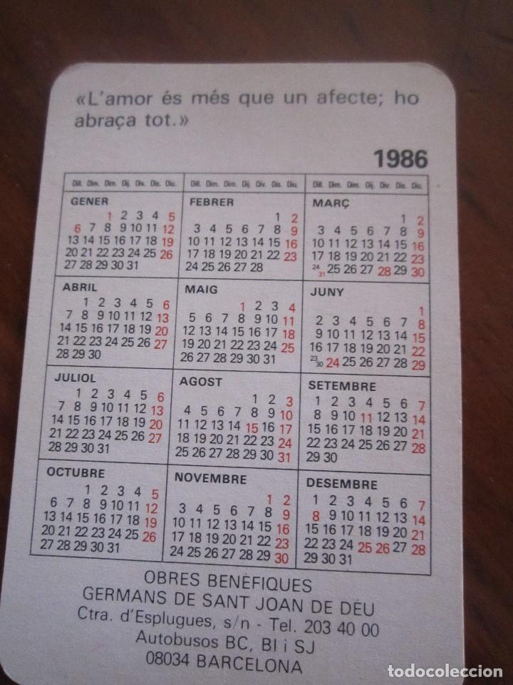 Coleccionismo Calendarios: LOTE DE CALENDARIOS PUBLICITARIOS AÑOS 70 Y 80 - Foto 7 - 110436267