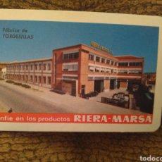 Coleccionismo Calendarios: CALENDARIO BOLSILLO 1969. Lote 110897466