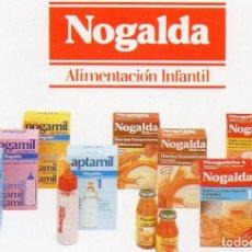 Coleccionismo Calendarios: CALENDARIO COMAS NOGALDA AÑO 1988. Lote 111057563