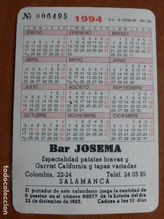 Calendario Del Barca.Calendario Futbol Club Barcelona Barca Bar Josema Calle Colombia Salamanca