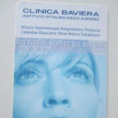 Coleccionismo Calendarios: CALENDARIO CLÍNICA BAVIERA 2007. Lote 111295663