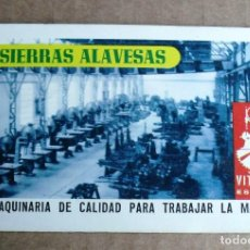 Coleccionismo Calendarios: CALENDARIO DE BOLSILLO FOURNIER SIERRAS ALAVESAS.1964 EN IMAGEN BUEN ESTADO.. Lote 111635043