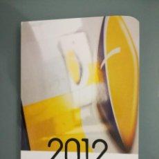 Coleccionismo Calendarios: CALENDARIO FEVE DE 2012. Lote 111733775