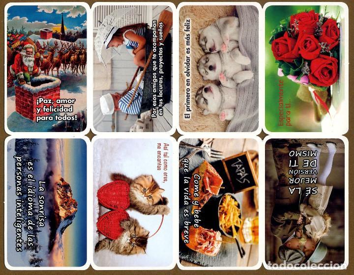 Coleccionismo Calendarios: 80 Calendarios Bolsillo – TT 2018 - Foto 5 - 112157371