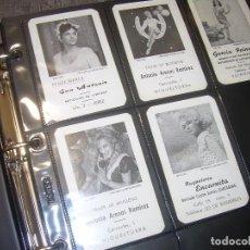Coleccionismo Calendarios: ALBUM CON COLECCION DE.. 266 CALENDARIOS DE PUBLICIDAD.. Lote 112265159