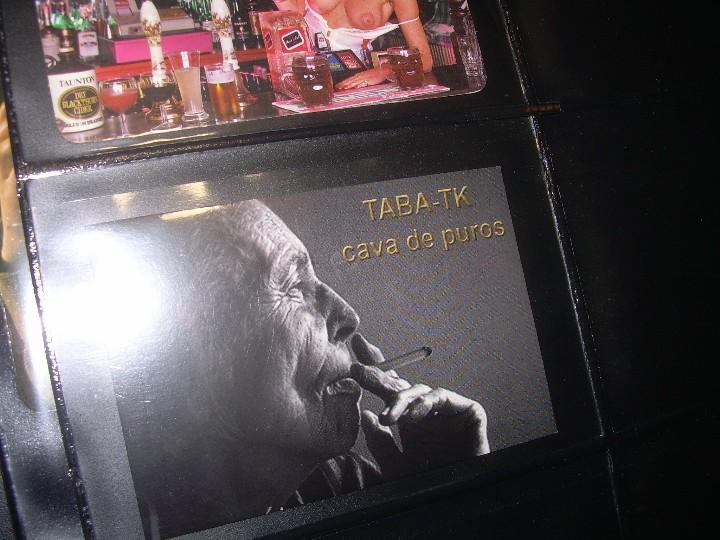 Coleccionismo Calendarios: ALBUM CON COLECCION PECULIAR DE.. 467 CALENDARIOS DE CHICAS FUMANDO Y BEBIENDO. - Foto 43 - 112271987