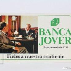 Coleccionismo Calendarios: CALENDARIO PUBLICITARIO DE BOLSILLO - AÑO 1980 - BANCA JOVER. Lote 112439210