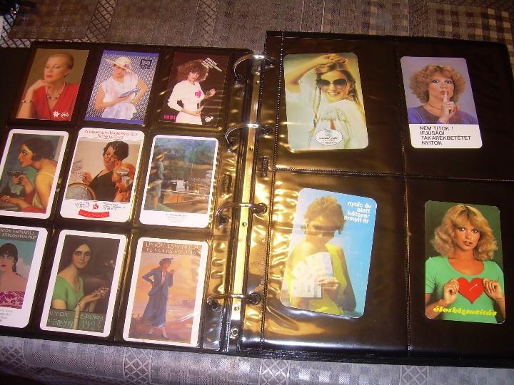 Coleccionismo Calendarios: ALBUM ESPECIAL CON COLECCION DE CALENDARIOS DE CHICAS CON PUBLICIDAD.TOTAL..641 EN TOTAL. - Foto 7 - 112449095