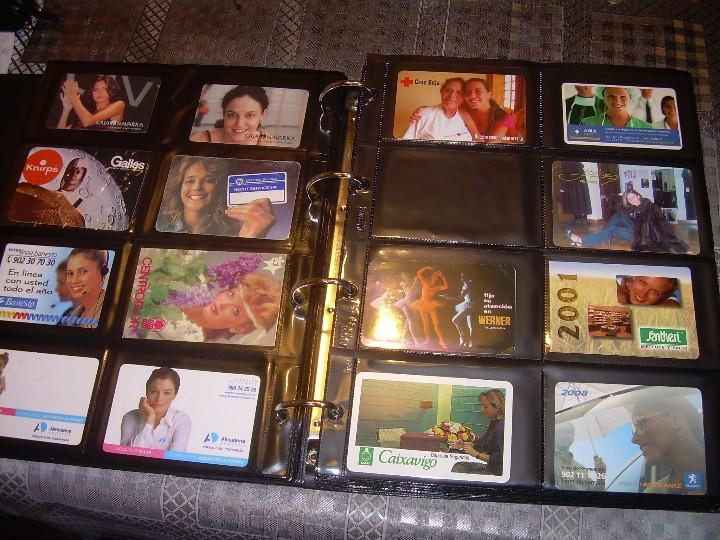 Coleccionismo Calendarios: ALBUM ESPECIAL CON COLECCION DE CALENDARIOS DE CHICAS CON PUBLICIDAD.TOTAL..641 EN TOTAL. - Foto 10 - 112449095