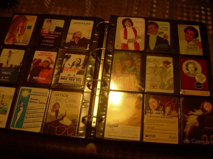 Coleccionismo Calendarios: ALBUM ESPECIAL CON COLECCION DE CALENDARIOS DE CHICAS CON PUBLICIDAD.TOTAL..641 EN TOTAL. - Foto 13 - 112449095