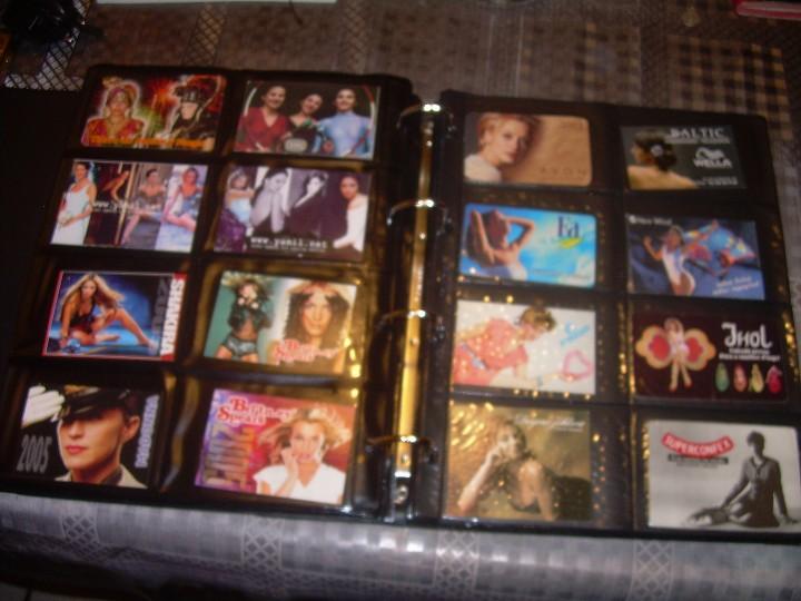 Coleccionismo Calendarios: ALBUM ESPECIAL CON COLECCION DE CALENDARIOS DE CHICAS CON PUBLICIDAD.TOTAL..641 EN TOTAL. - Foto 25 - 112449095