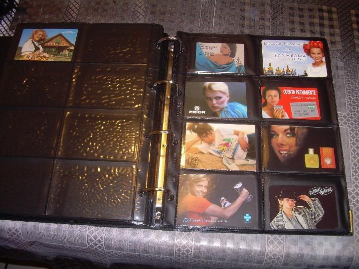 Coleccionismo Calendarios: ALBUM ESPECIAL CON COLECCION DE CALENDARIOS DE CHICAS CON PUBLICIDAD.TOTAL..641 EN TOTAL. - Foto 26 - 112449095