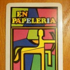 Coleccionismo Calendarios: CALENDARIO DE BOLSILLO - CENTAURO - AÑO 1980 - HERACLIO FOURNIER -. Lote 112837071