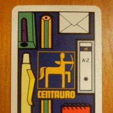 Coleccionismo Calendarios: CALENDARIO DE BOLSILLO - CENTAURO - AÑO 1978 - HERACLIO FOURNIER -. Lote 112837095