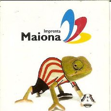 Coleccionismo Calendarios: CALENDARIO LIGA ATHLETIC CLUB BILBAO - 2010 2011 - IMPRENTA MAIONA. Lote 113028115