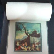 Coleccionismo Calendarios: CALENDARIO PARED AÑO 1951 LÁMINAS DE GOYA. Lote 113179151