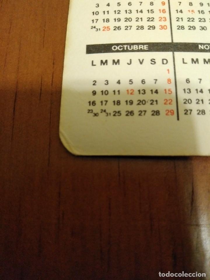 Coleccionismo Calendarios: Calendario Cajasur 1989. Buen estado. Una esquina levemente doblada. Casi inapreciable por delante. - Foto 3 - 113608075