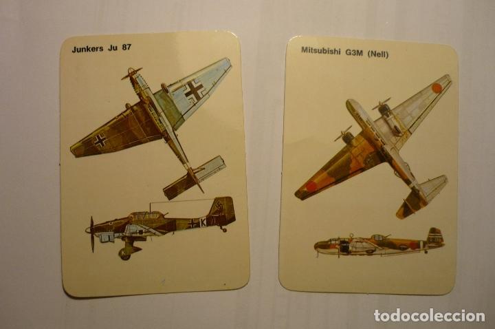 LOTE CALENDARIOS EXTRANJEROS AVIONES 1986 (Coleccionismo - Calendarios)