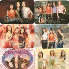 Coleccionismo Calendarios: 20 CALENDARIOS UCRANIA ??, SERIE TV EMBRUJADA-CHARMED-HECHICERAS, 2004. Lote 114921687