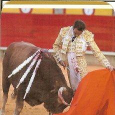 Coleccionismo Calendarios: CALENDARIO PUBLICITARIO - 2010 - PEÑA TAURINA ENRIQUE PONCE. Lote 114945639