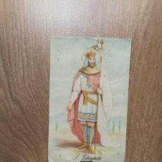 Coleccionismo Calendarios: ALMANAQUE DE SAN EDUARDO AÑO 1950. 17,9 X 8,1 CM.. Lote 115580519
