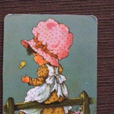 Coleccionismo Calendarios: CALENDARIO BOLSILLO - DIBUJO INFANTIL - SERIE P Nº 250 - AÑO 1982. Lote 115696527