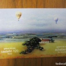 Coleccionismo Calendarios: CALENDARIO FOURNIER-CASTELLO GALERIA DE ARTE-DEL 2003 VER FOTOS. Lote 115771719