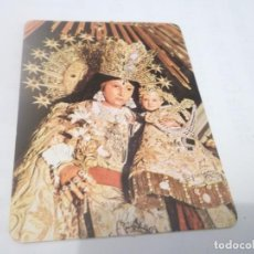 Coleccionismo Calendarios: CALENDARIO 1992 VIRGEN MARIA AUXILIADORA .PUBLICIDAD EXPENDURIA DE TABACOS Nº 2 . MANISES. Lote 116062507