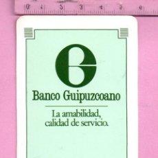 Coleccionismo Calendarios: CALENDARIO DEL AÑO 1983 DE CASA H, FOURNIER DE PUBLICIDAD BANCO GUIPUZCOANO. Lote 116238403