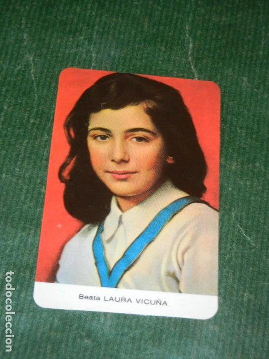 Calendario Laura.Calendario Religioso Beata Laura Vicuna 1991