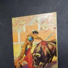 Coleccionismo Calendarios: CALENDARIO TAURINO - EXCLUSIVAS LUNA - LOGROÑO - 1968 - TDKP2. Lote 117577431