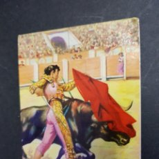 Coleccionismo Calendarios: CALENDARIO TAURINO - EXCLUSIVAS LUNA - LOGROÑO - 1968 - TDKP2. Lote 117577463