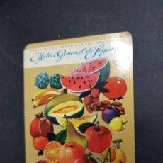Coleccionismo Calendarios: CALENDARIO MUTUA GENERAL DE SEGUROS - 1968 - 1968 - TDKP2. Lote 117577551