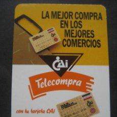 Coleccionismo Calendarios: CALENDARIO CAJA DE AHORROS DE LA INMACULADA 1989. Nº1. Lote 118742071